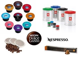 Кофе в капсулах и монодозах