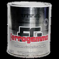 Краска по металлу Vik Ferro Gamma Черная 1770 075 л, КОД: 167964