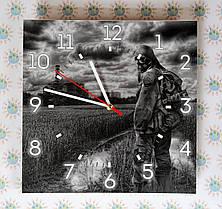 Настенные часы Чернобыль - S.T.A.L.K.E.R.