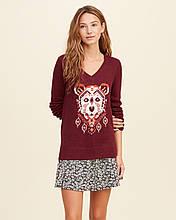 Свитер женский Hollister размер L свитера женские