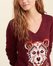 Свитер женский Hollister размер L свитера женские, фото 3