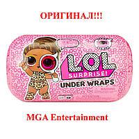 Кукла Лол LOL 2 волна сюрприз в капсуле декодер 4 сезон Шпион L.O.L.Surprise Under Wraps Doll-Series EyeSpy 2A