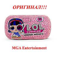 Кукла Лол LOL сюрприз в капсуле декодер 4 сезон Шпион L.O.L. Surprise Under Wraps Doll-Series EyeSpy