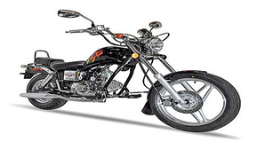 Мотоцикл Чопер