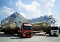 Перевозка негабаритных (крупногабаритных) грузов низкорамными тралами