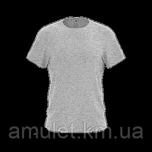Футболка мужская Premium серый меланж, фото 2