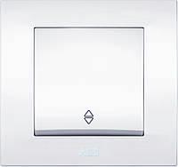 Выключатель 1-кл проходной (с двух мест)