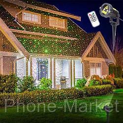 Уличная гирлянда Star Shower laser light с пультом Д/У Star Shower (Стар Шовер)