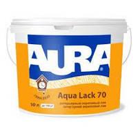 Aura aqua lack. Интерьерный лак. (Акриловый)