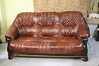 Обивка кожаной мебели Днепропетровск