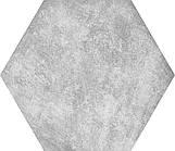 Плитка напольная Атем Hexagon Aurora Base CRC 100x115