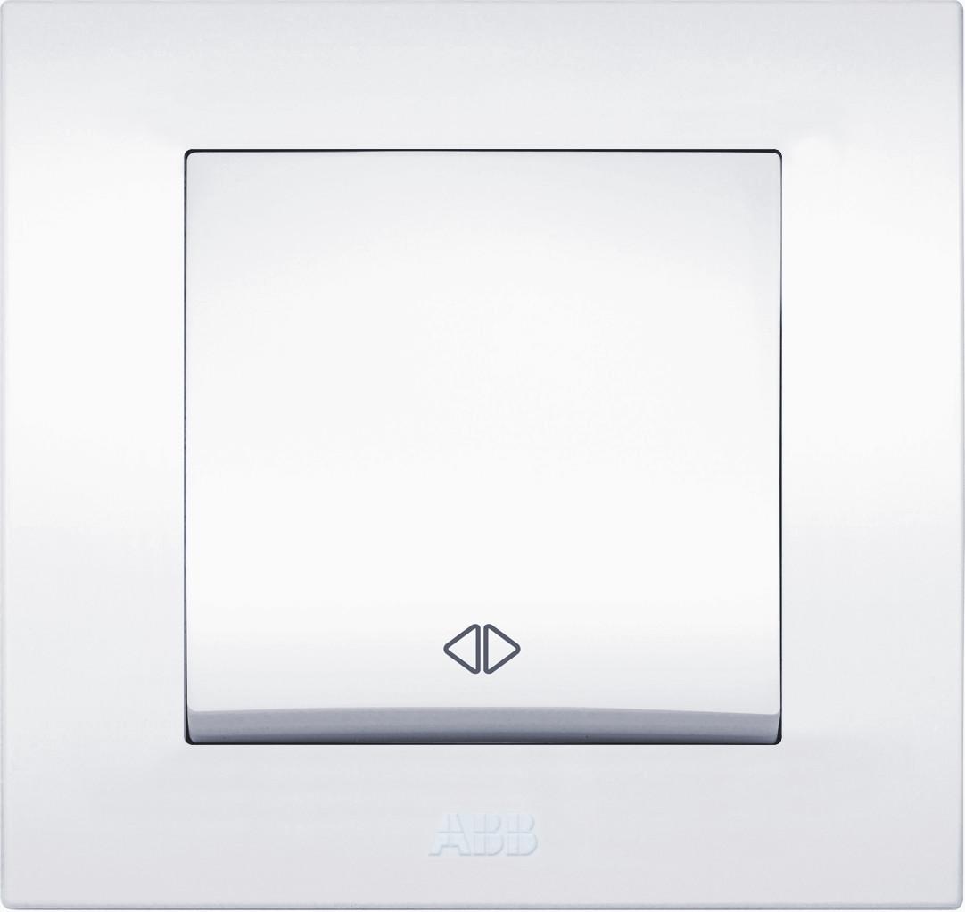 Выключатель 1-кл перекрестный  (с трех мест)