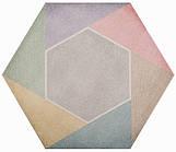 Плитка напольная Атем Rainbow Mix 400x346