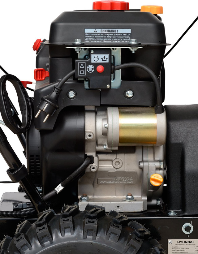 Двигатель, рассчитанный на покорение вершин