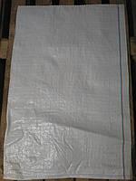 Мешок полипропиленовый 50*75 с полоской