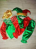 Детский карнавальный костюм ПЕТРУШКА, фото 1