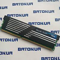 Игровая оперативная память Geil Value Plus DDR3 4Gb 1333MHz PC3-10666U CL9 (GVP38GB1333C9DC)