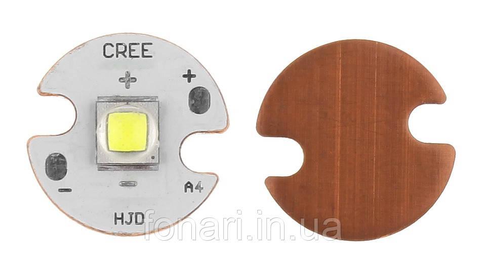 Светодиод Cree XM-L2 6000K на медной подложке 16mm