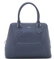 e19b4055cb35 Женская сумка David Jones 5709-3 d.blue женские сумки и клатчи ДЕВИД ДЖОНС