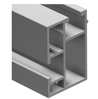 Направляющий профиль алюминиевый КD