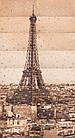 Панно Paris 1190x2360