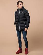 Подросток 13-17 лет   Зимняя куртка Braggart Teenager 75263 графит, фото 2