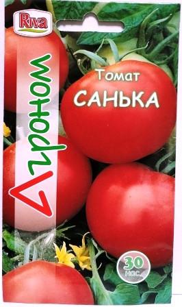 Томат Санька 30н (Агроном)