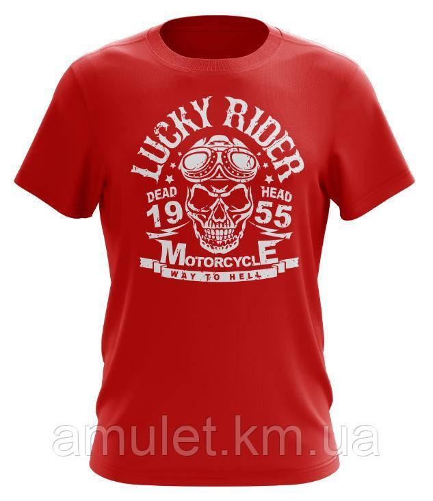 "Футболка чоловіча"" Lucky Rider"""