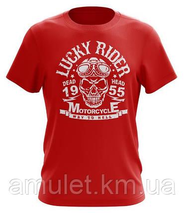 "Футболка чоловіча"" Lucky Rider"", фото 2"
