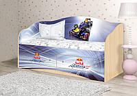 Детский диван Вальтер Формула 70*140 (D-10.07.55)