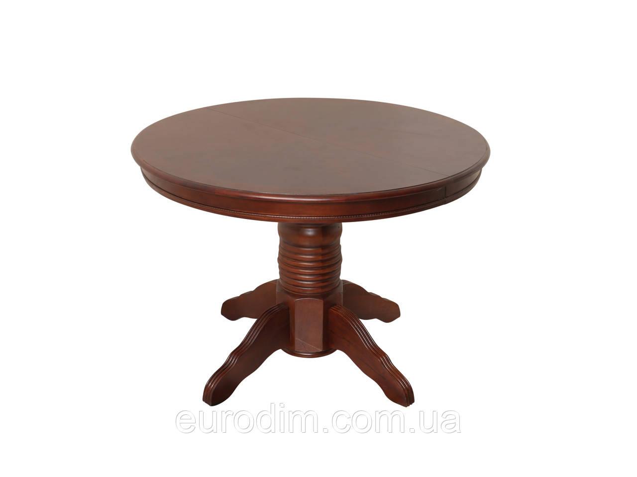 Стол обеденный CHDT-4260-SPB темная вишня