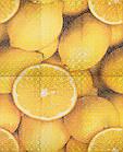 Панно Lemon Big 885x1190