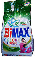 Стиральный порошок BiMax Color автомат 3 кг