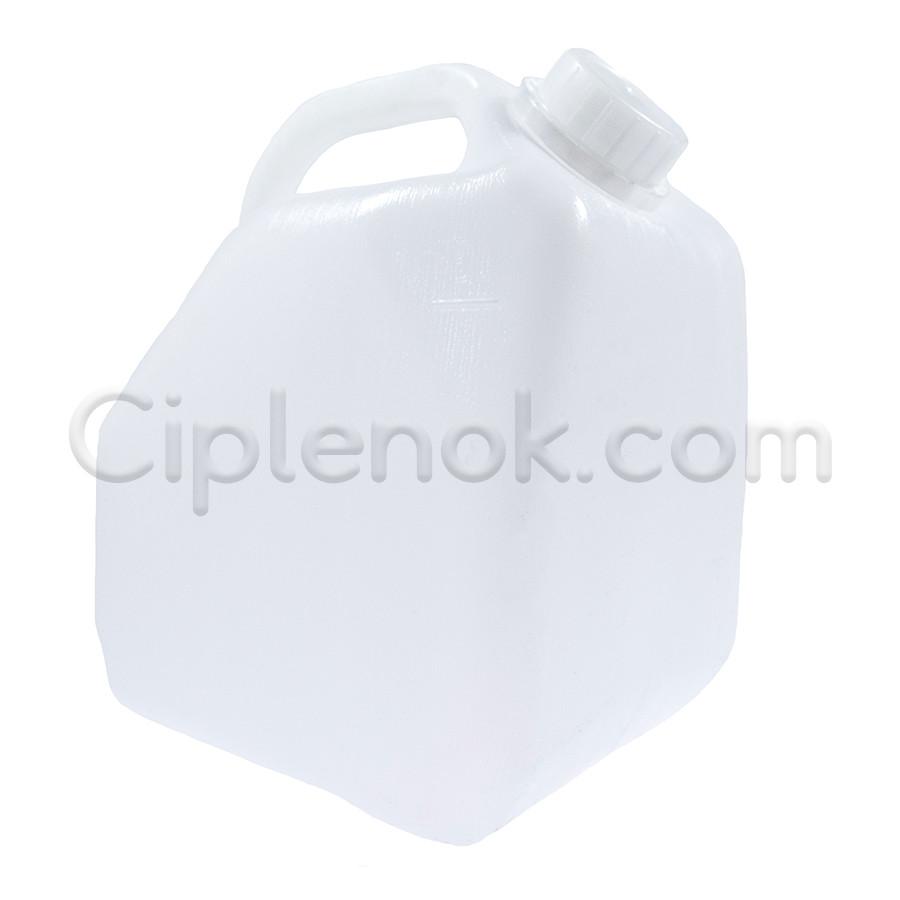 Канистра пластиковая мерная 5л.