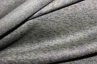 Оливка.Ткань Ниагара. с начесом меланж, фото 1