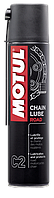 Смазка цепи Motul C2 Chain Lube Road (400мл) Спрей