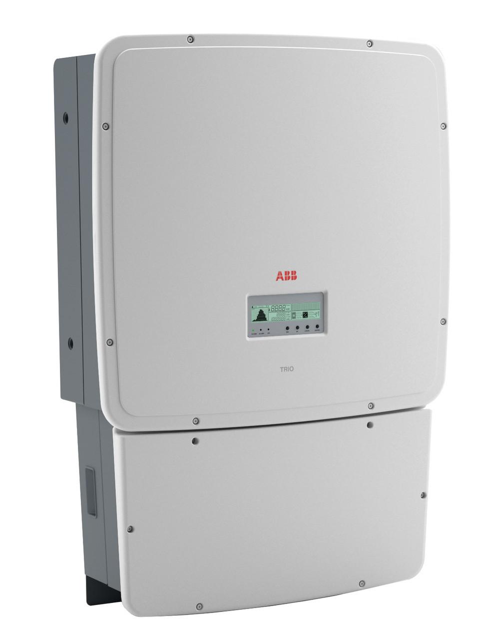 Инвертор сетевой ABB TRIO-27.6-TL-OUTD-S2-400 (27.6 кВт, 3 фазы /2 трекера)