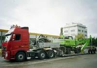 Перевозка тяжеловесных грузов, спецтехники