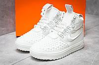 Зимние кроссовки Nike LF1, белые (30083),  [  40 (последняя пара)  ]