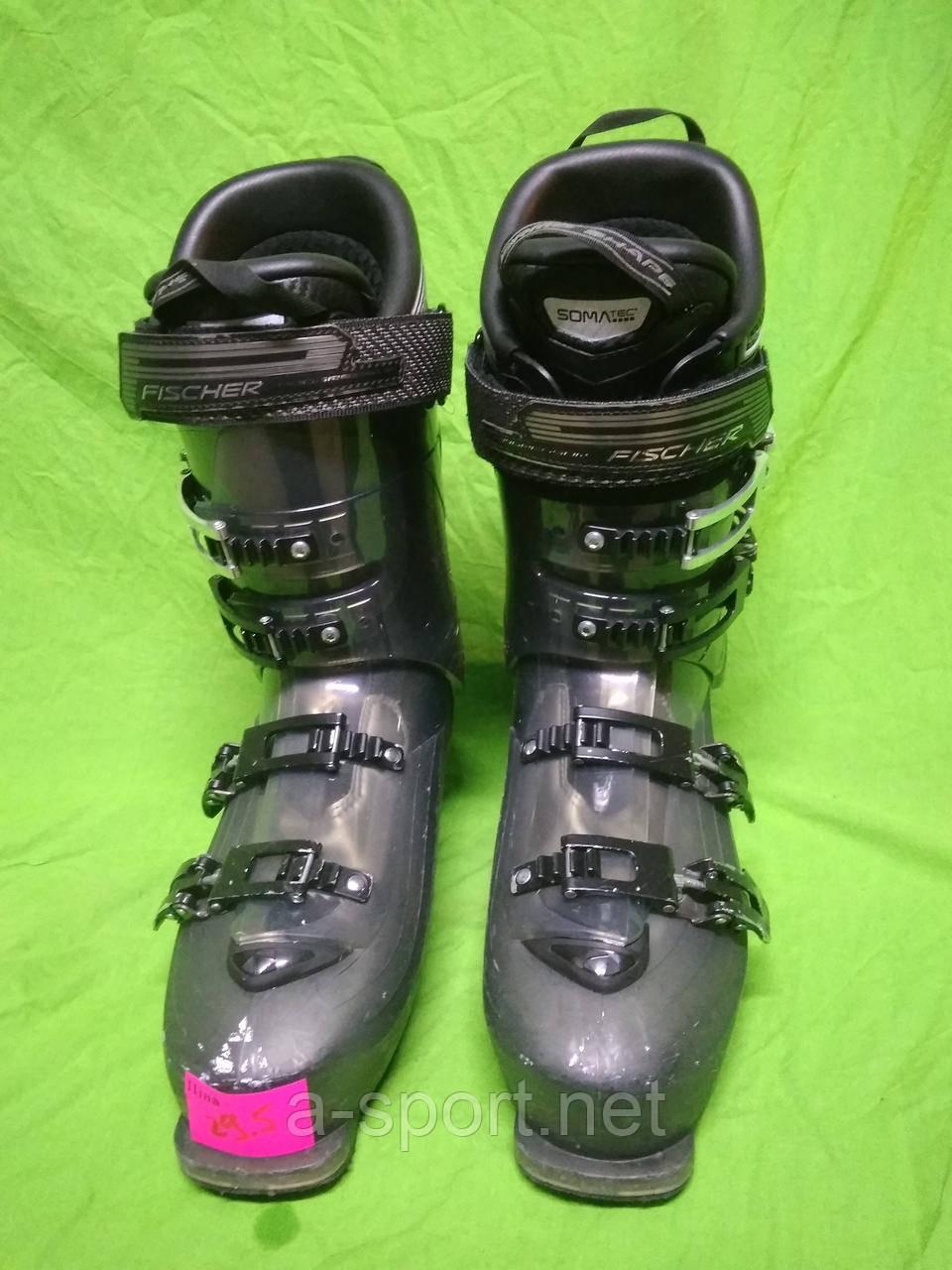 Гірськолижні черевики fischer progressor 12 29.5 см   продажа 84dabe7cba429