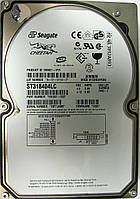 HDD 18.4GB 10K 80-pin Ultra-160 SCSI 3.5 Seagate ST318404LC