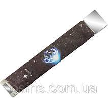 Часы электронные бумажные светодиодные Paper Watch в браслете № 1 (материал Тайвек)