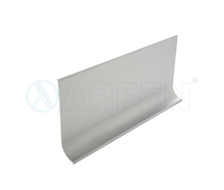 Алюминиевый плинтус 60 мм ASP 61
