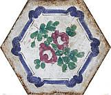 Плитка напольная Атем Hexagon Naveda Mix 346x400