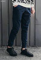 Мужские синие брюки карго Staff cargo Navy TS, фото 1