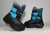 Зимние мембранные ботинки на мальчика Floare Флоаре Капика Kapika р.24-29