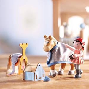 Маленькие друзья Haba Набор для лошади