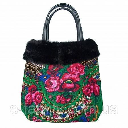 45f56105a14c Сумка женская с платочным орнаментом: купить в Украине. женские ...