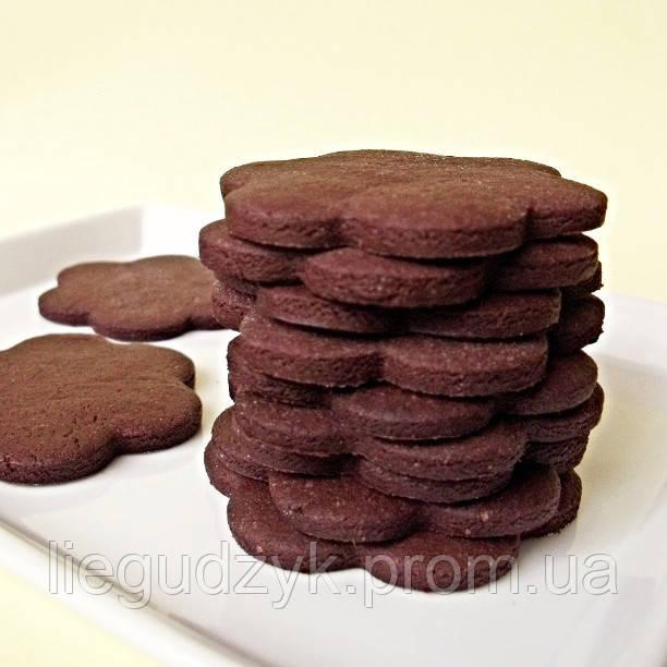 Печиво шоколадне для брендування та декорування [квітка]