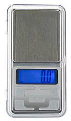 Карманные ювелирные электронные весы UKC 0,1-500 гр (0380)